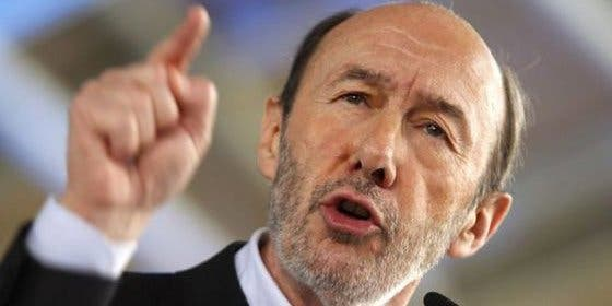 Rubalcaba elige la Lomce como primera pregunta a Rajoy tras el Debate sobre el Estado de la Nación
