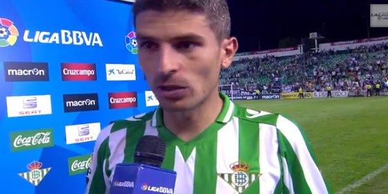 Levante y Málaga se interesan en un jugador del Betis