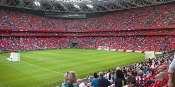 El nuevo San Mamés es el estadio con mejor asistencia