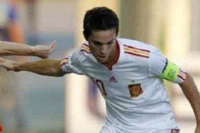 Sarabia no desmiente un posible interés del Manchester United