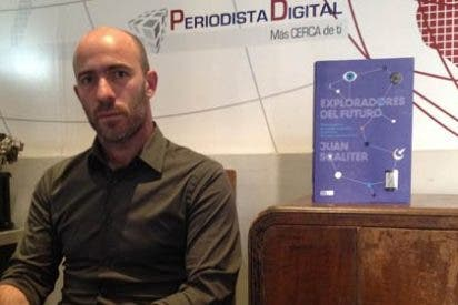 """[VÍDEO-ENTREVISTA] Juan Scaliter: """"Una de las grandes innovaciones del turismo espacial será viajar de Zaragoza a Miami en menos de 40 minutos"""""""