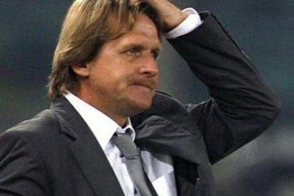 Schuster ofendido por la afición del Málaga