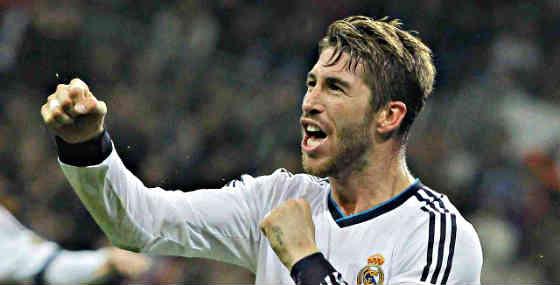 Así se dirigió Sergio Ramos a Diego Costa