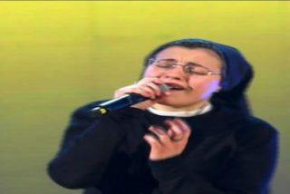 """Sor Cristina: """"El Papa nos ha invitado a salir a evangelizar, y eso es lo que estoy haciendo"""""""