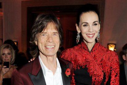Se suicida la novia de Mick Jagger ahorcándose con una bufanda en su casa