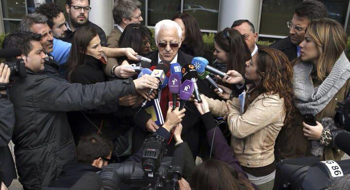 "Padre Ángel: ""Se respira mucha paz en torno a Suárez"""