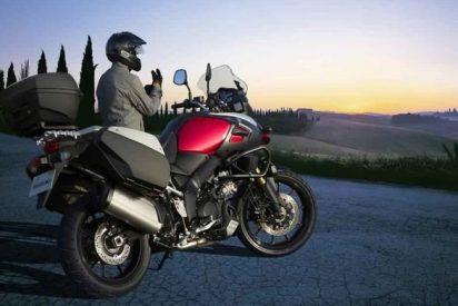 Suzuki V-Strom 1000, maxi trail a la japonesa