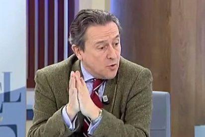 """Hermann Tertsch contra RTVE: """"Es una televisión con mensajes socialistas continuos"""""""