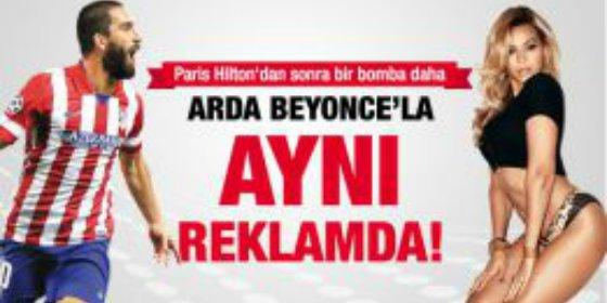 Arda Turan y Beyoncé... ¡juntos!