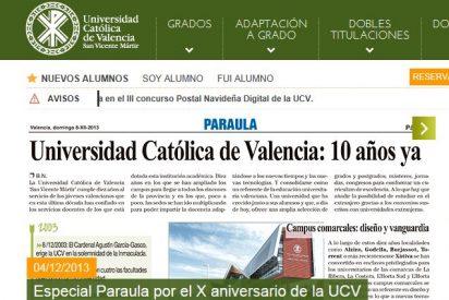 Arranca el VII Congreso de Educación Católica en la UCV