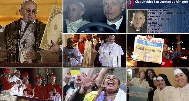Francisco consolida la regeneración de la Iglesia en su primer año