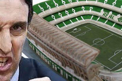 El Sevilla 'pasa' de entrenarse en el estadio del Betis