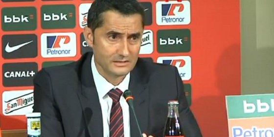 Valverde dice que Marcelino hizo el ridículo