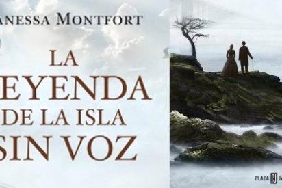 Vanesa Montfort regresa con una apasionante historia de amor y amistad en un mundo que amenaza con romperse