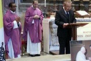 San Pedro acogió una misa-funeral al año de la muerte de Hugo Chávez
