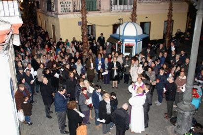 Via Crucis en Cádiz contra la pobreza y la exclusión