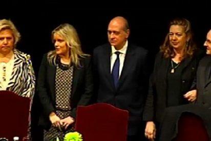 Las víctimas del terrorismo escenifican su unidad en el aniversario del 11M