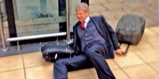 Wenger opina sobre el lío de Bendtner