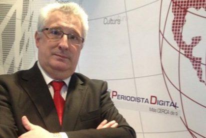 """Xavier Gil Pecharromán: """"Los abogados cercanos al poder rara vez suelen ser una fuente para el periodista"""""""