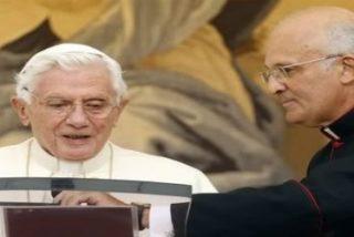 """Alfred Xuereb: El Papa Ratzinger """"estaba ansioso por saber quien iba a ser su sucesor"""""""