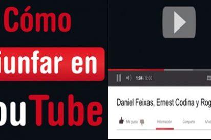 Daniel Feixas, Ernest Codina y Roger Carandell te ayudan a dominar el 'imperio Youtube'