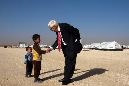 Francisco se encontrará con el padre Ángel en el campo de refugiados de Zaatari