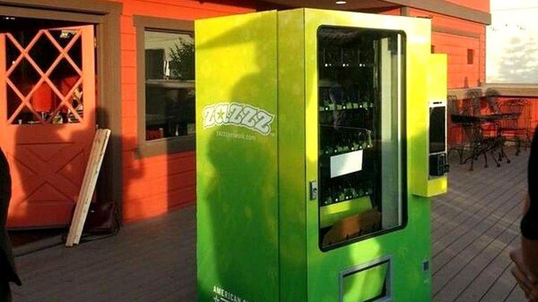 Colorado ya tiene máquinas expendedoras de marihuana para ponerse morado