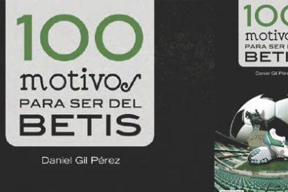 """Daniel Gil Pérez: """"Durante el proceso de escritura he contado con la ayuda de mi ecosistema bético"""""""