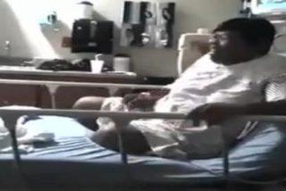 El 'vídeo X' de la recién casada que tiene orgasmos sin parar durante dos horas, y que termina en el hospital