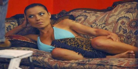 Mari Cielo Pajares, desnudísima en Interviú