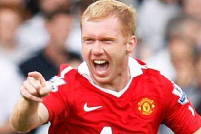 El United ficha a Scholes
