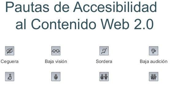 Ninguna universidad española cumple los requisitos de accesibilidad de la norma WCAG 2.0