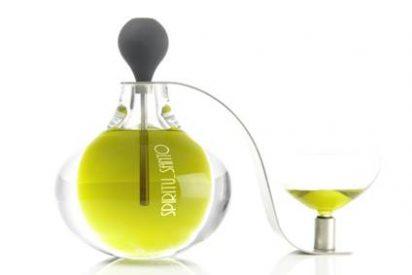 Cortijo Spiritu Santo envuelve su aceite de oliva virgen extra en una pieza de arte
