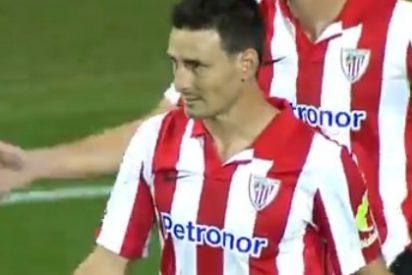Aduriz pudo ser jugador del Barcelona