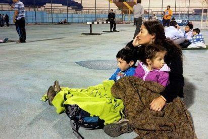 Alerta de tsunami en Chile y Perú tras un terremoto de 8,2 grados: evacúan la costa