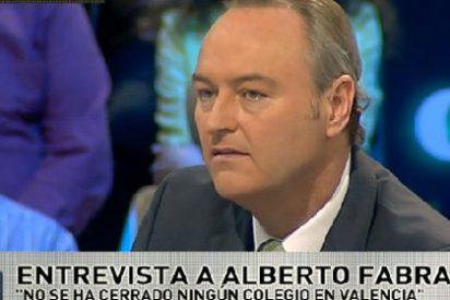 """Fabra: """"El modelo de Canal Nou de 183 millones de euros era inasumible"""""""