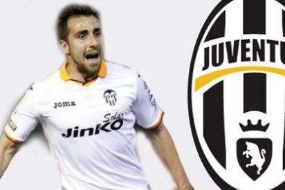 La Juventus quiere a Paco Alcácer