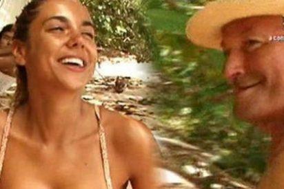 No es 'Cuarto Milenio', es 'SV2014': el extraño flirteo de Amador Mohedano y Viviana Figueredo