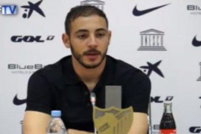 Mancini no quiere cederlo al Málaga
