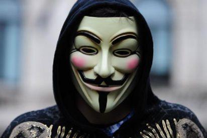 Barricadas en la Red: 'Anonymous' lanza datos personales de casi 300 agentes antidisturbios