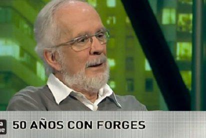 """[VÍDEO] Forges: """"Se están haciendo cosas en España que ni Franco se atrevió a hacer"""""""