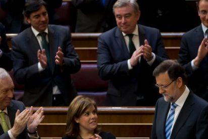 Los aplausos de diputados del PP a Rubalcaba causan grima al PSC