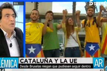 """Arcadi Espada: """"El nacionalismo catalán es tan sucio y basura como los demás"""""""