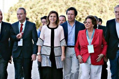 Las intrigas contra María Dolores Cospedal topan con Barberá y las bases del PP