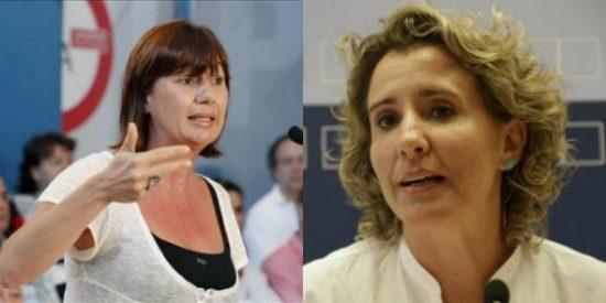 Armengol y Calvo se gastan 4.000 euros en las primarias...¡y el PSIB recauda 24.000!