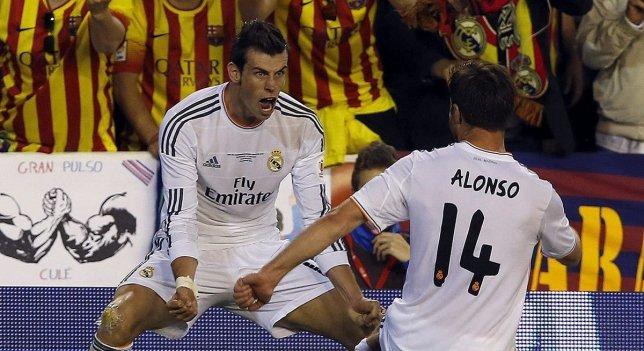 La cabalgada de Bale proclama rey del fútbol español al Real Madrid