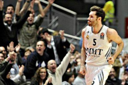 El Real Madrid de baloncesto aplasta al Lokomotiv y acaba primero de grupo