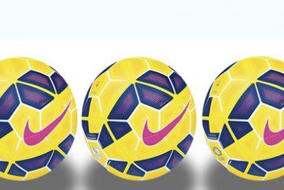 Así será el balón de la Liga de la próxima temporada