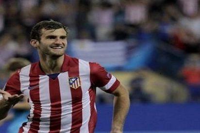 El Atlético le dice `no´ al Genoa