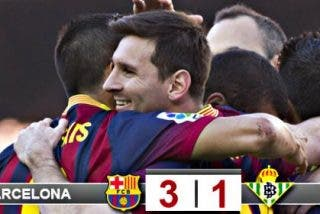 Los árbitros han 'gratificado' al Barça de Messi con cinco penaltis en cuatro partidos